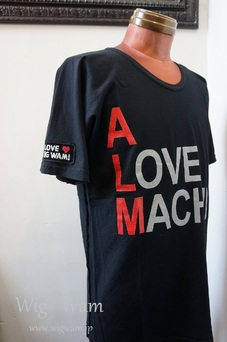 A Love Movement × Wig Wam TEE   (A LOVE MACHINE)