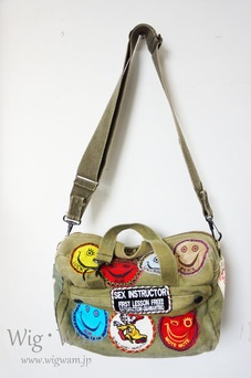 A Love Movement Shoulder Bag