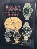 Rolex SUBMARINER,SEA-DWELLER,DEEPSEA Book