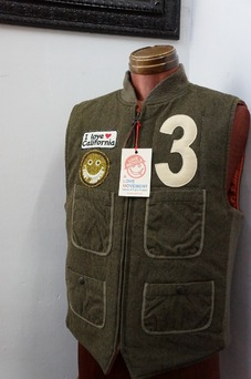 A Love Movement / RRL Reversible Vest