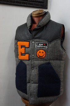 A Love Movement / Harris Tweed Vest