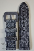PANERAI Use Dirk-Straps Shark(Grey)125/80 #3