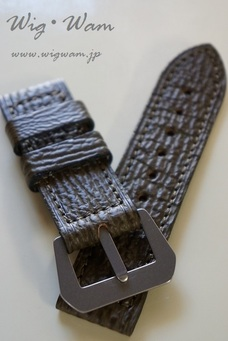 PANERAI Use Dirk-Straps Shark(Khaki)120/75 #6