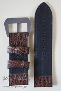 PANERAI Use Dirk-Straps Shark(OliveBrown)120/75 #9