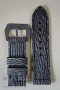 PANERAI Use Dirk-Straps Shark(Grey)120/75 #10