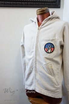 A Love Movement Parka 【Oatmeal】 #1 <S>