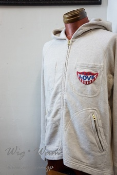 A Love Movement Parka 【Oatmeal】 #2 <M>