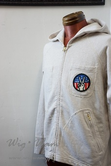A Love Movement Parka 【Oatmeal】 #3 <M>