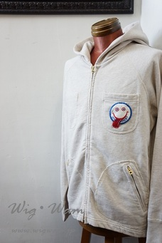 A Love Movement Parka 【Oatmeal】 #4 <L>