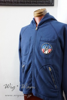 A Love Movement Parka 【Navy】 #5 <S>