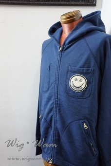 A Love Movement Parka 【Navy】 #7 <L>