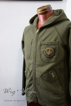 A Love Movement Parka 【Olive】 #8 <S>