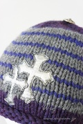 CHROME HEARTS BEANIE CAP #1